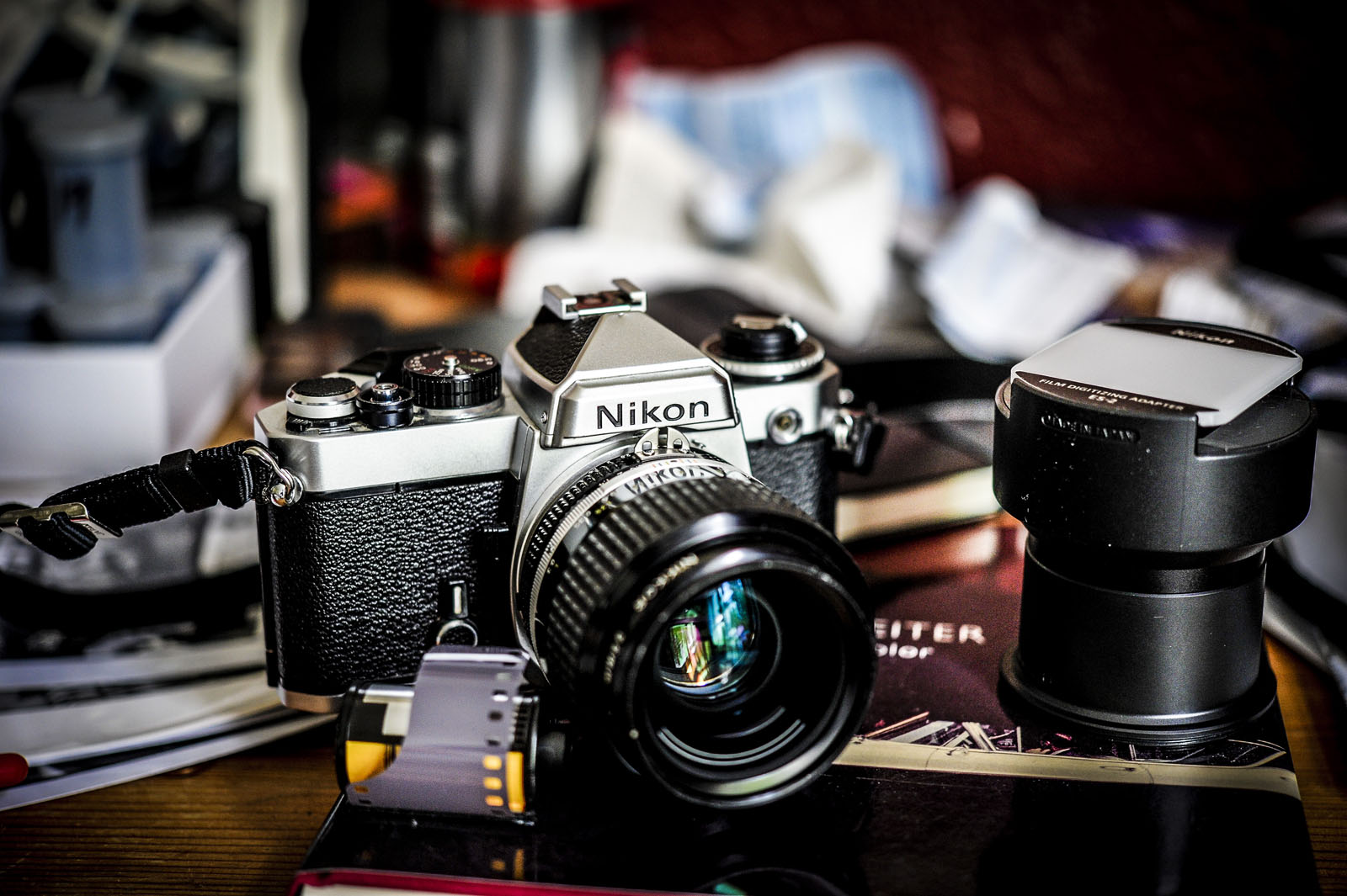 5 Frames with a Nikon FE (and a return to film photography) – By Thorsten Wulff