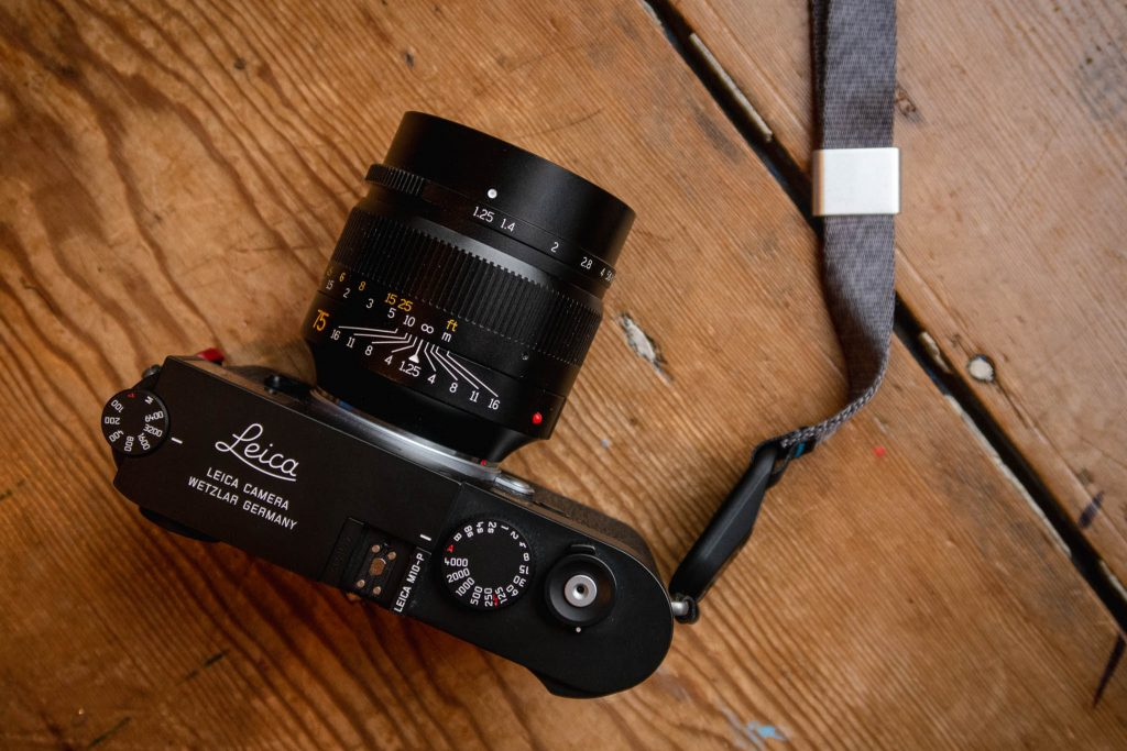 5 Wider-Open Frames with the 7Artisans 75mm f/1.25 & a Leica M10-P