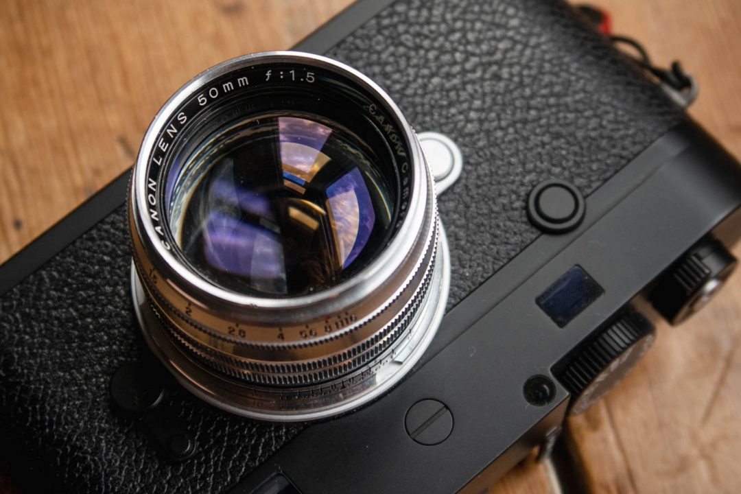 The Canon 50mm f/1 5 LTM Review - Exploring the Classic