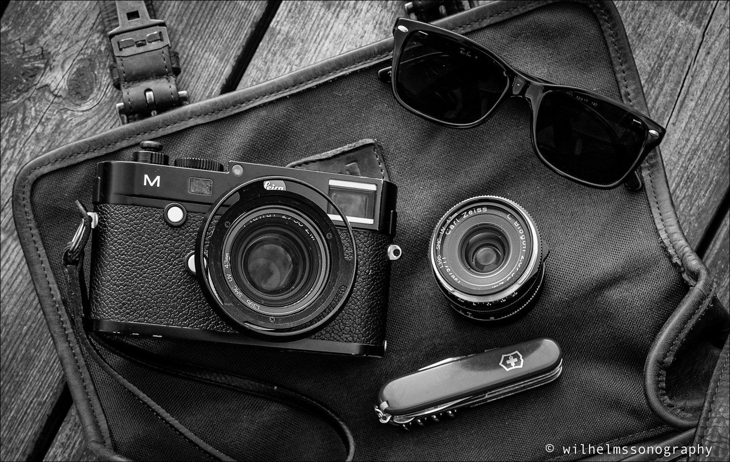 5 frames with 5 Leicas – by Per Wilhelmsson