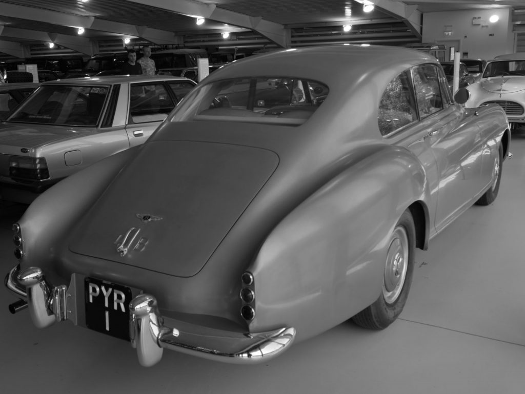 1955 Bentley Panasonic GM1