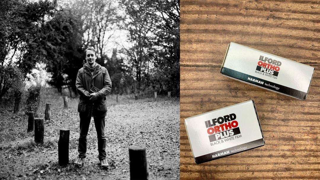 Ilford hp5 plus motion picture film 35mm black and white film 5 rolls