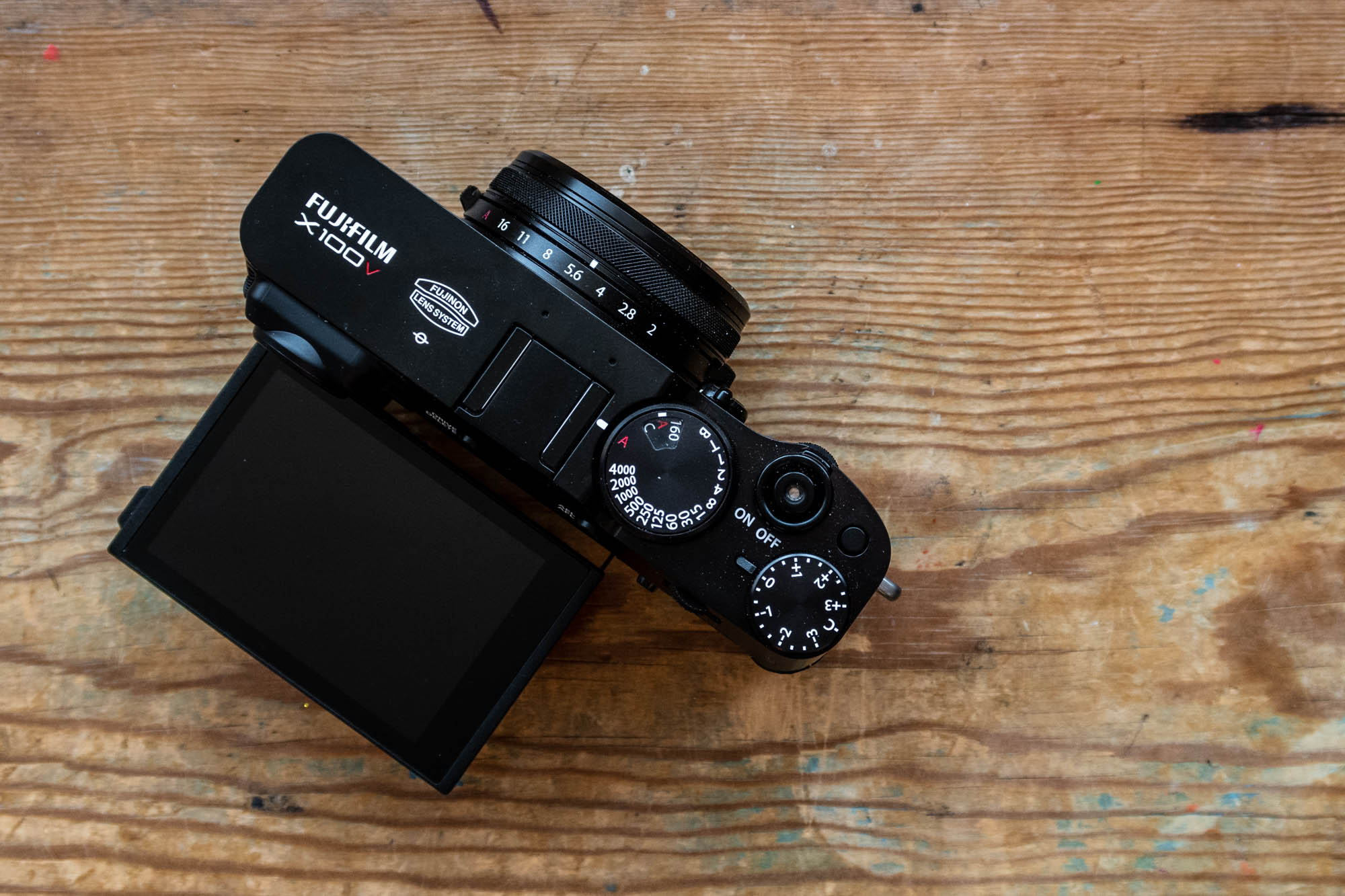 First Frames with the Fuji X100V and some thoughts on why I bought it... - 35mmc