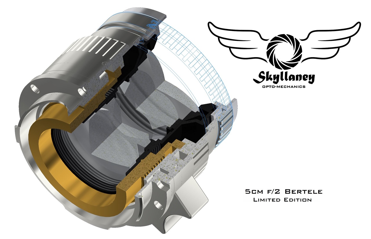Bringing a New M-Mount Sonnar Lens to Market - An Interview with Chris Andreyo, Skyllaney Opto-Mechanics - 35mmc