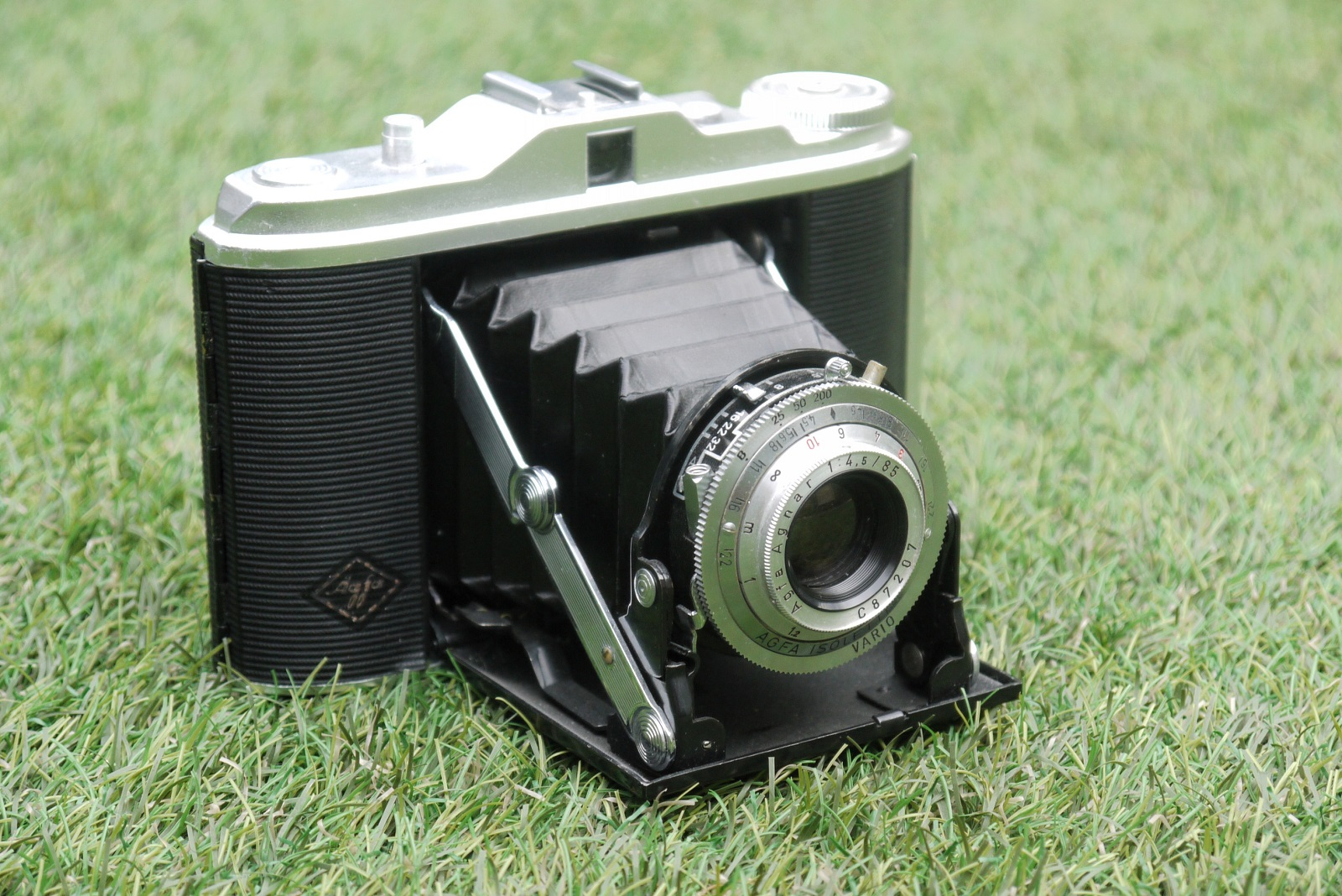 Agfa Isolette camera