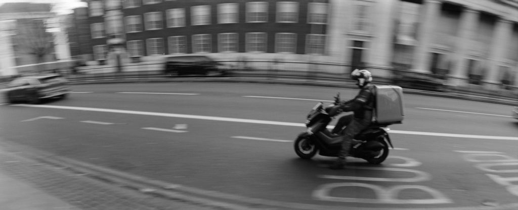 Panning Scooter