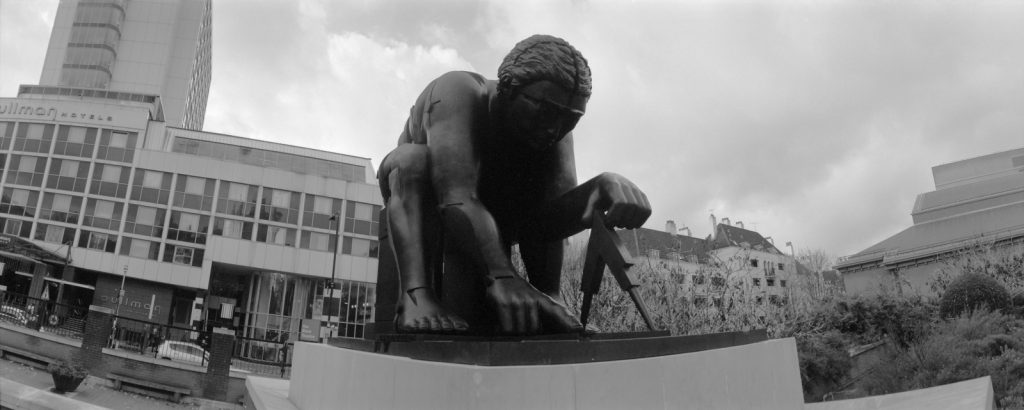 Paolozzi at the British Library