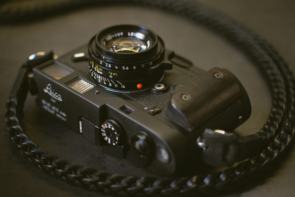 Leica Summicron-M 35mm f2 version 4