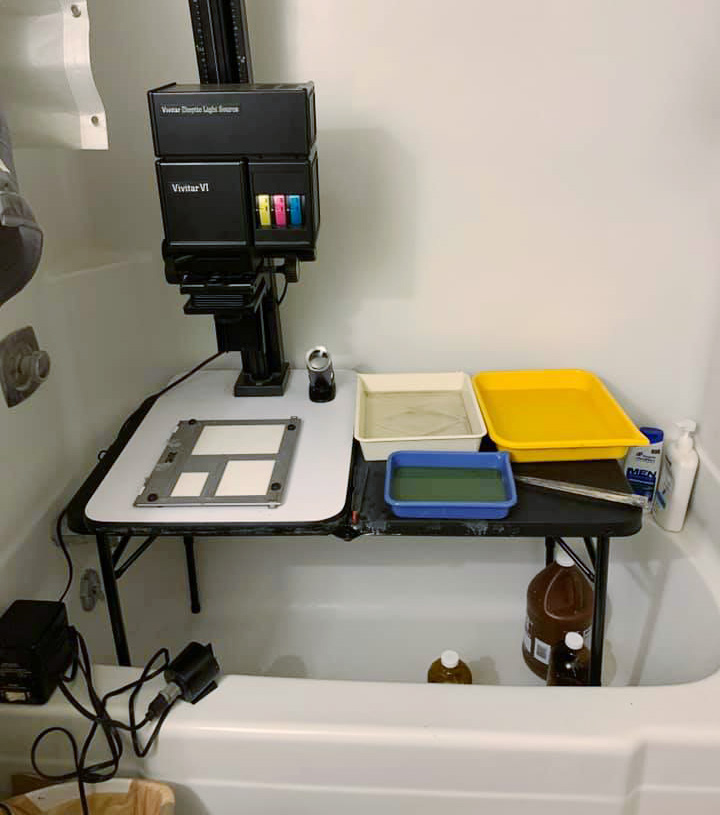 Hunter's darkroom