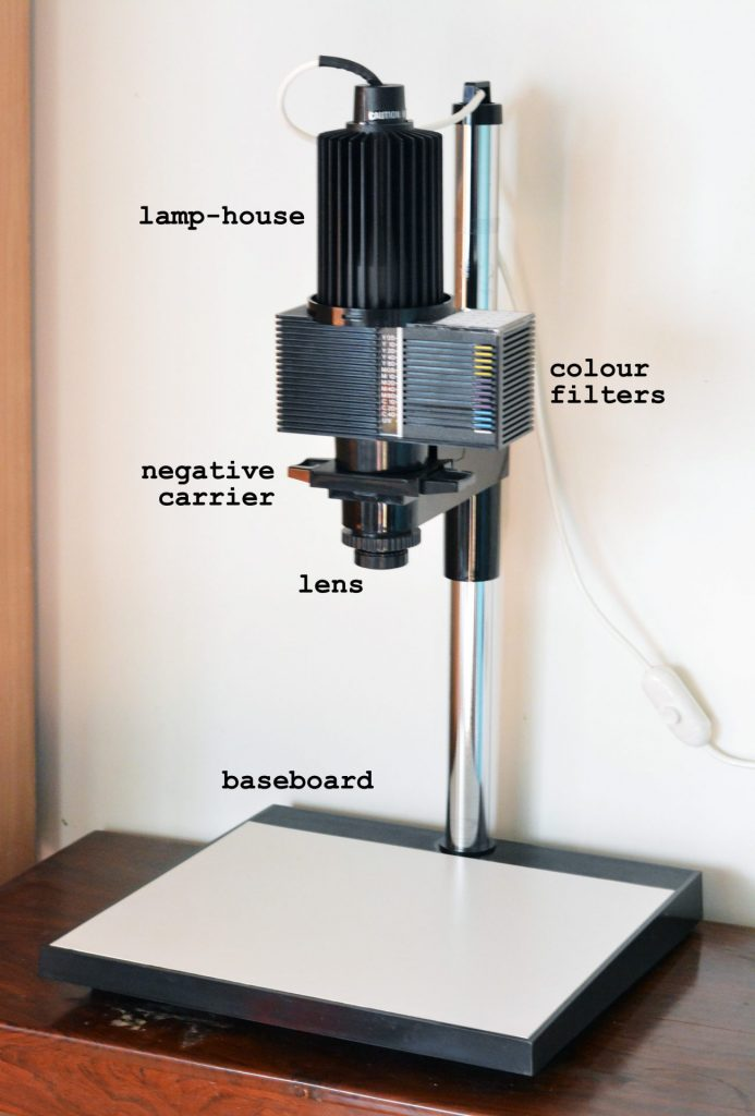 My Paterson enlarger