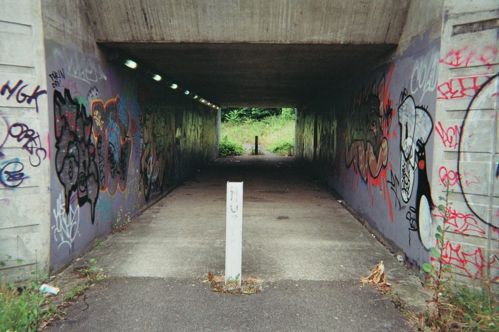 photo of underpass