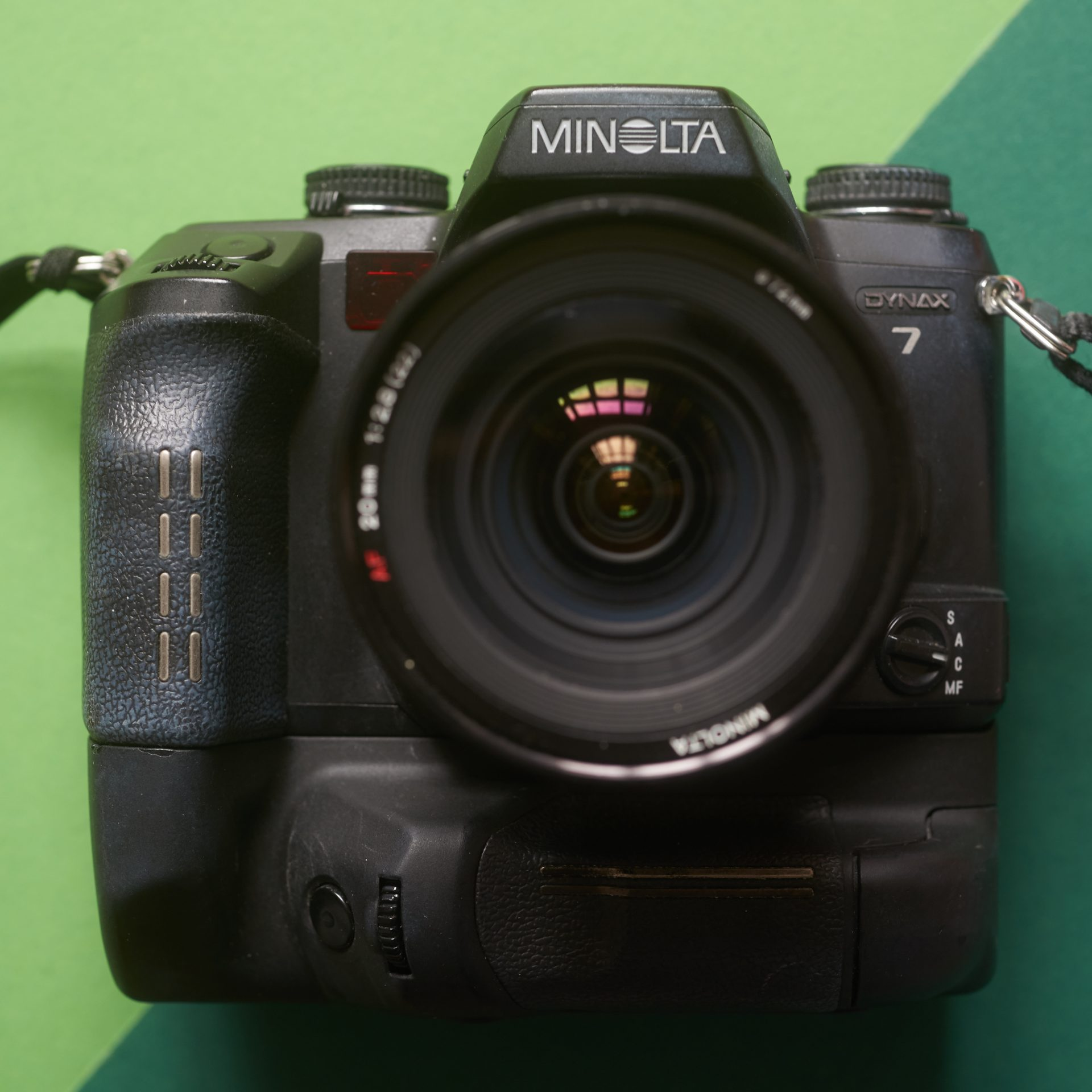 Minolta Dynax 7 Review (aka Minolta a-7 & Maxxum 7) - As good as it gets
