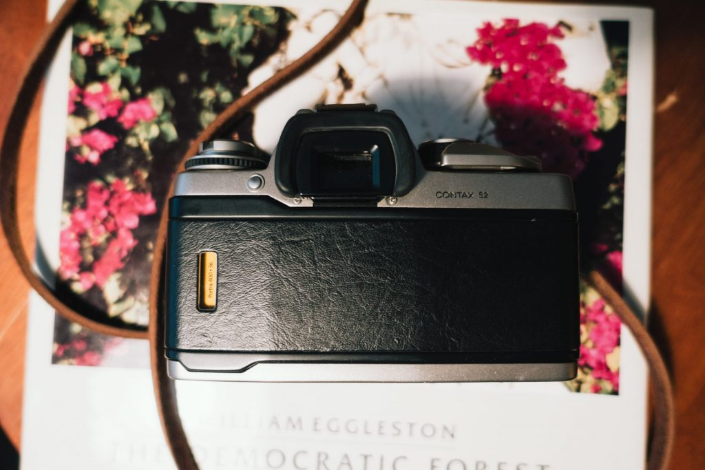Contax S2 back