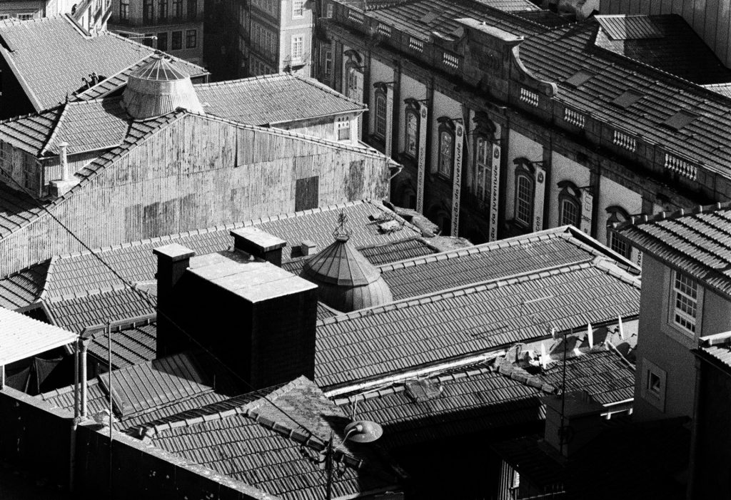 roofscape