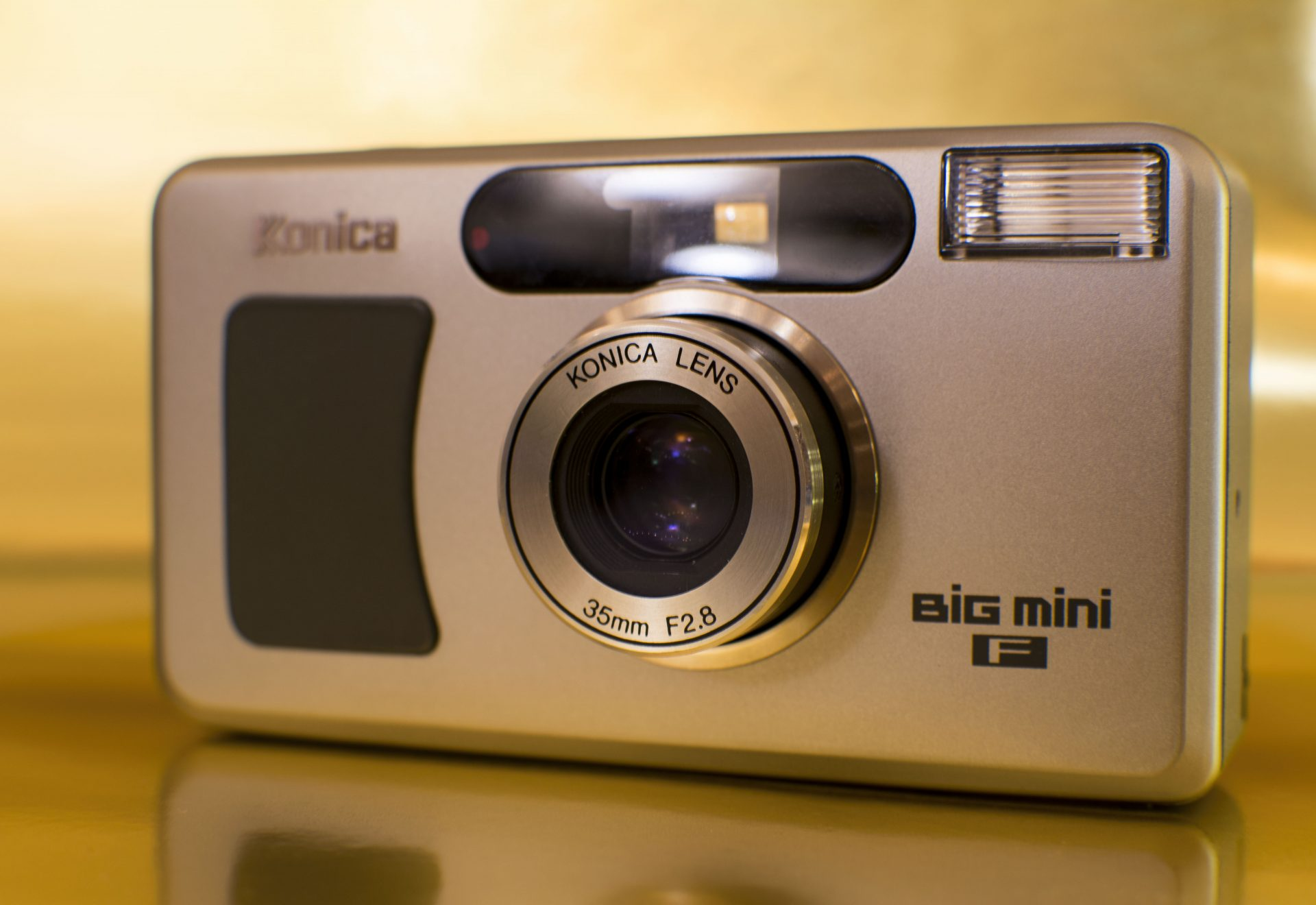 Konica Big Mini F