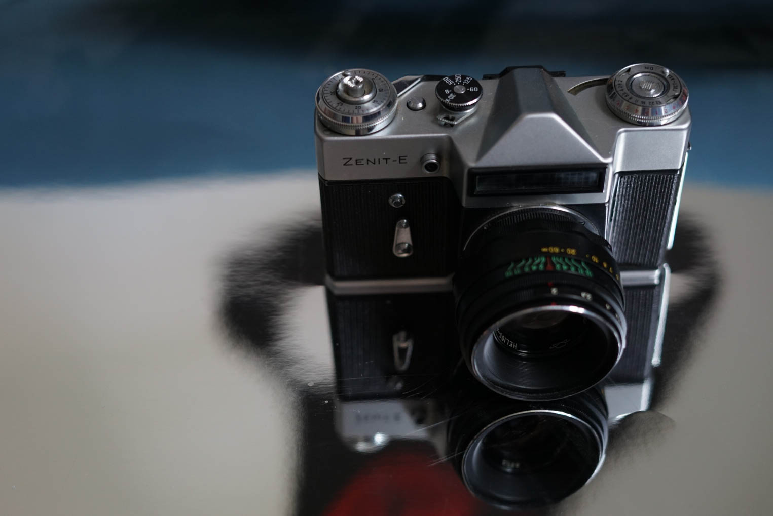 5 Frames With The Zenit E Built In The Ussr By Sacha Cloutier 35mmc