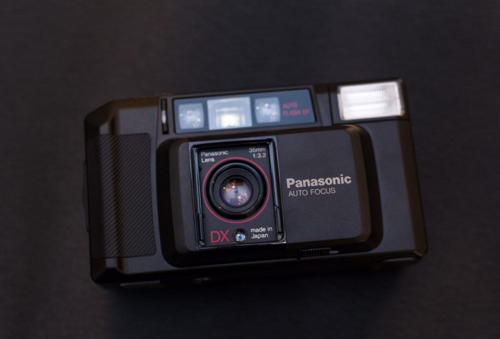 Panasonic C600's Unusual Lens