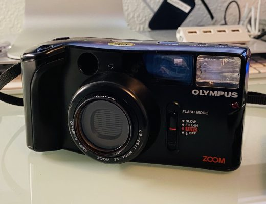 Olympus Quick Shooter Zoon
