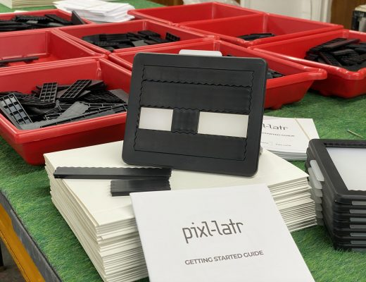 pixl-latr - shipping at last!