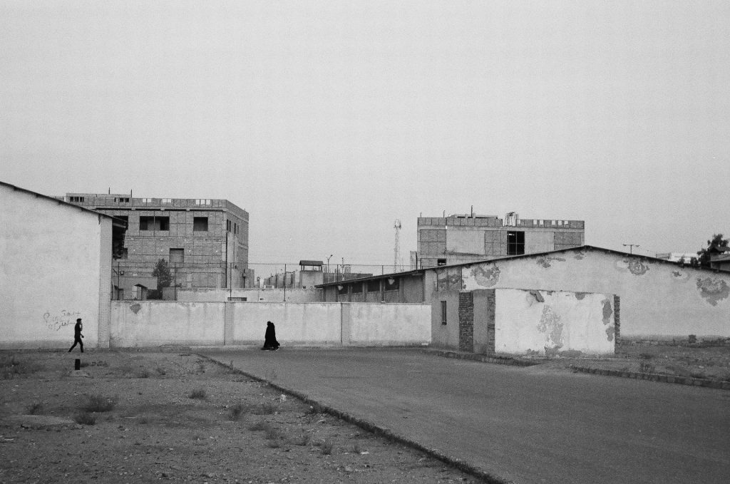 Back streets of Zahedan, near the Afghan/ Pakistan border.