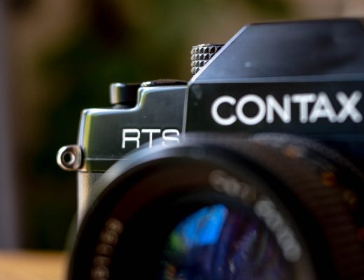 Contax RTS Front
