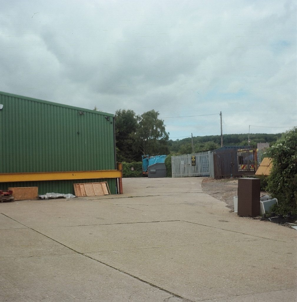 photo of industrial estate
