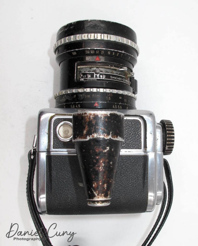 Hasselblad Super Wide top