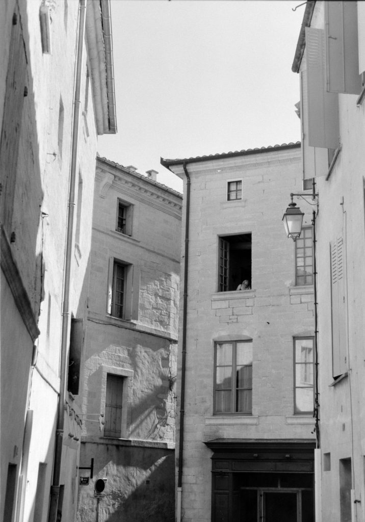 Town houses in France