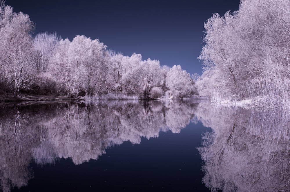 Another part of my Hometown - Shot with a Pentax k20 modified for infrared