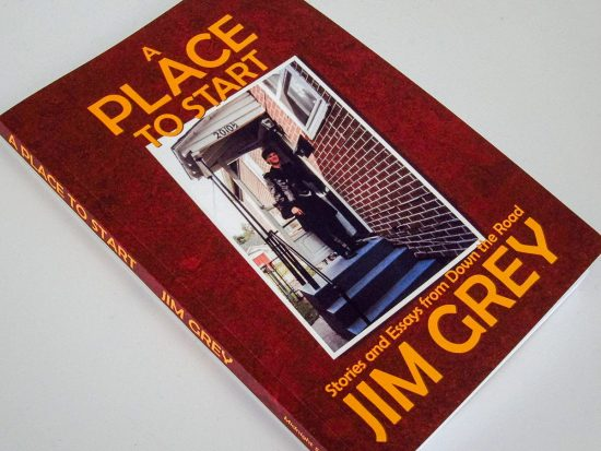 Jim Grey's book A Place to Start