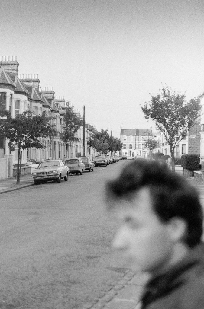 Alex, Battersea (1983)