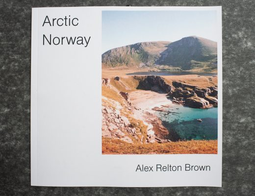 The front cover of Arctic Norway