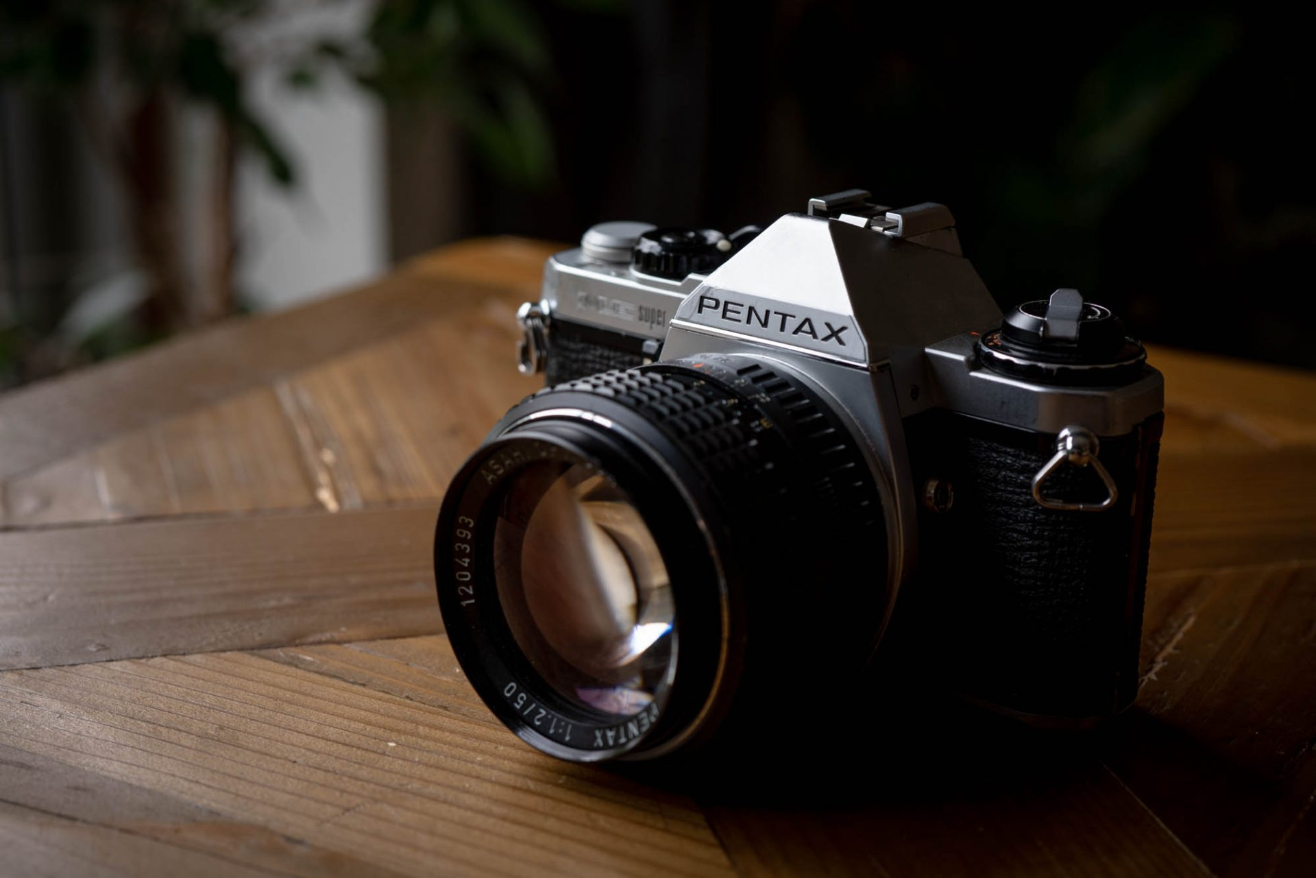 Pentax ME Super 50mm 1.2
