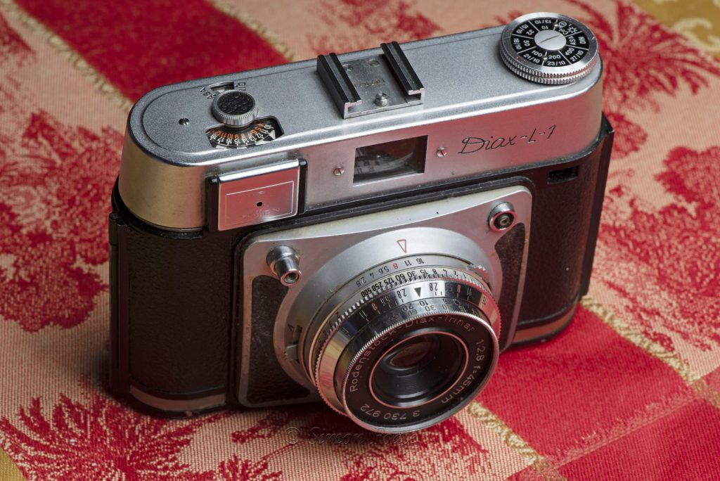 Diax L-1 front view