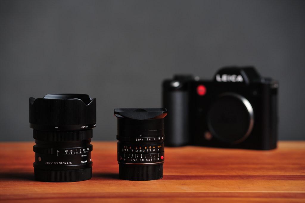 Sigma 24mm f/3.5 DG DN