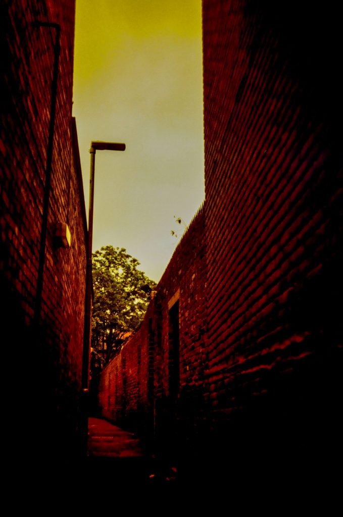 Red Alley.