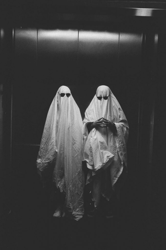 Ghosts in an Elevator