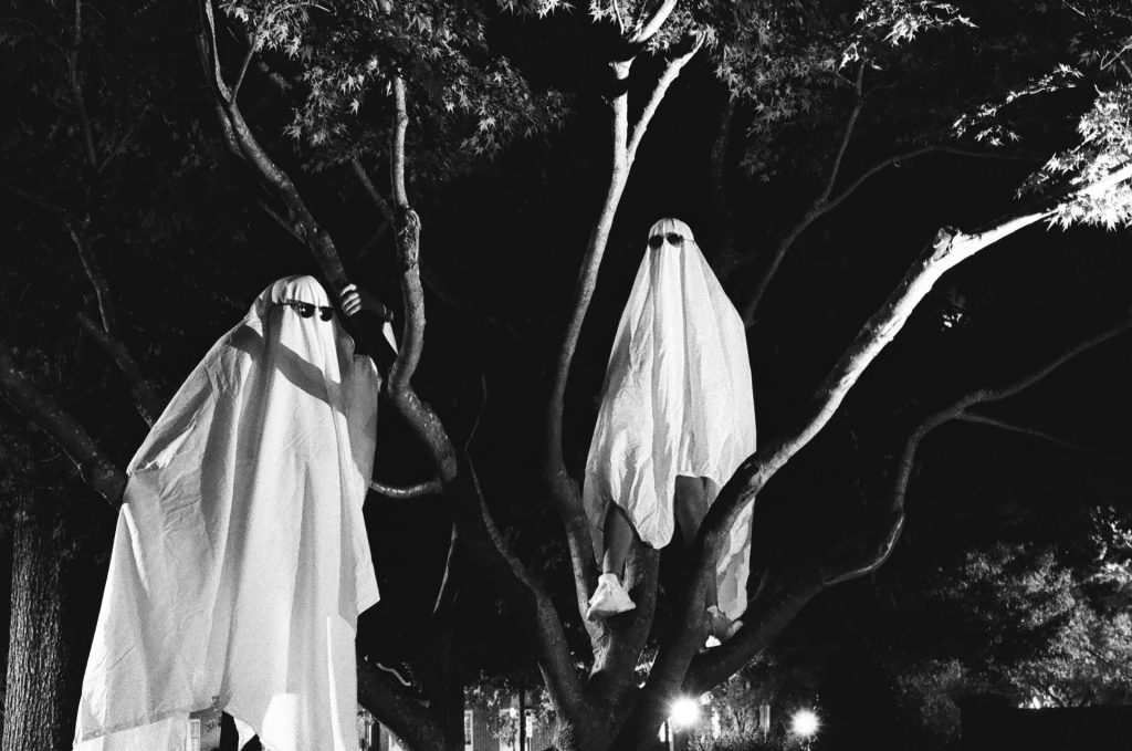 Ghosts in Tree