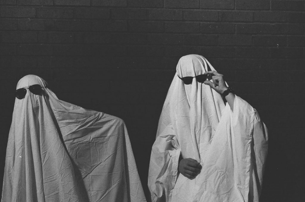 Ghosts in a Row