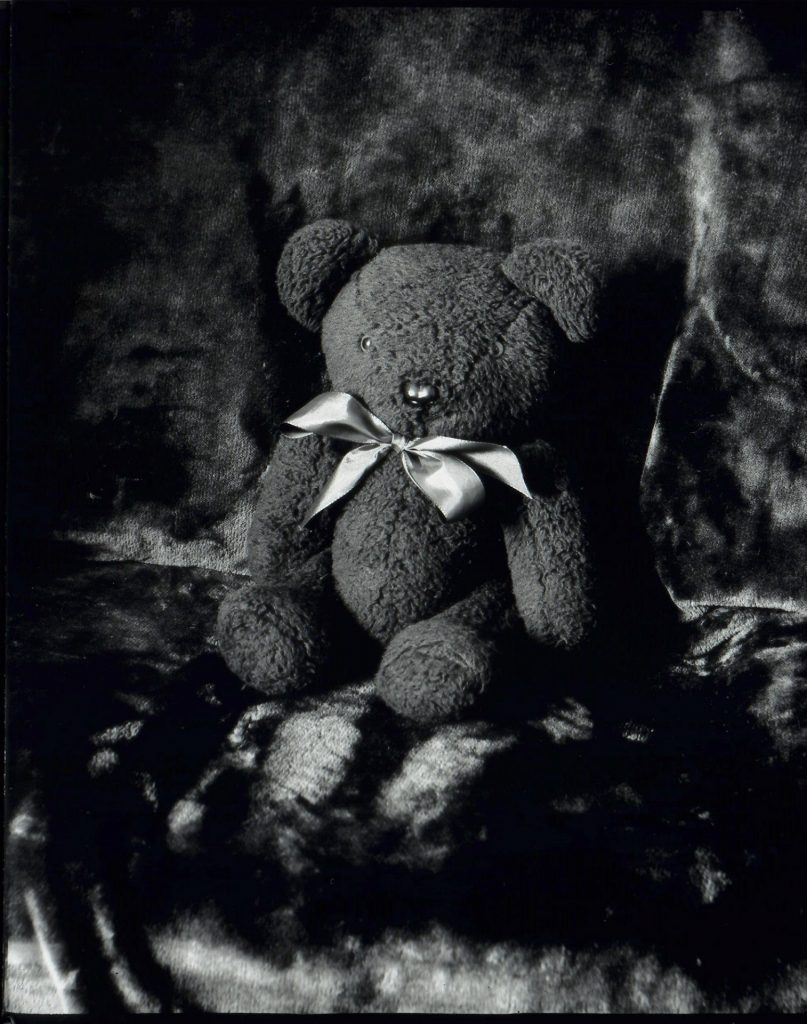 Photo of toy bear