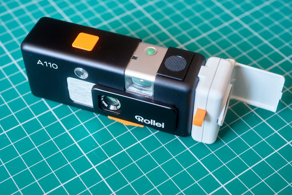Rollei A110 flash cube