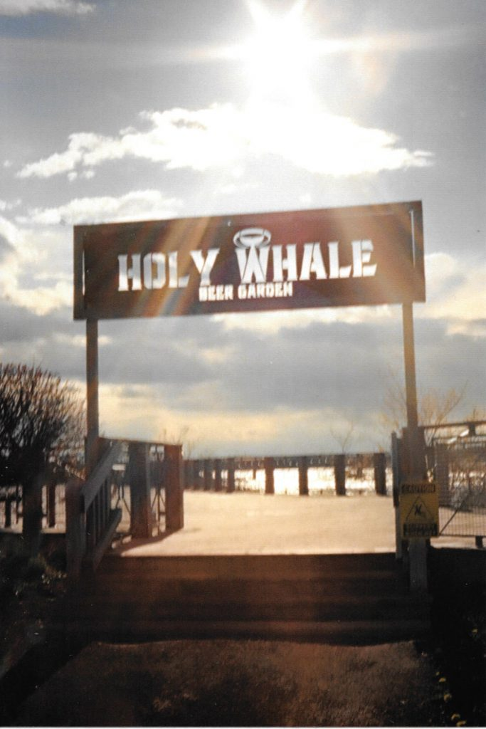 Holy Whale Beer Garden