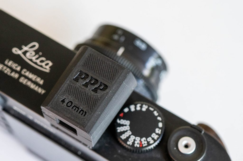 PPP Cosmic viewfinder