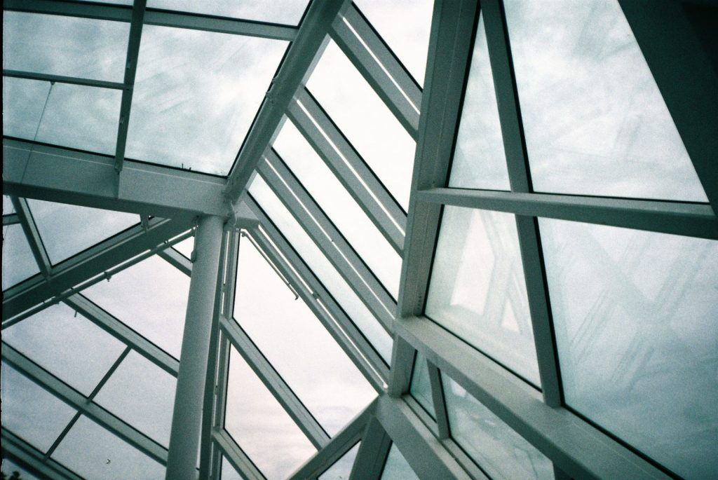 Canonnmate - Glass ceiling.